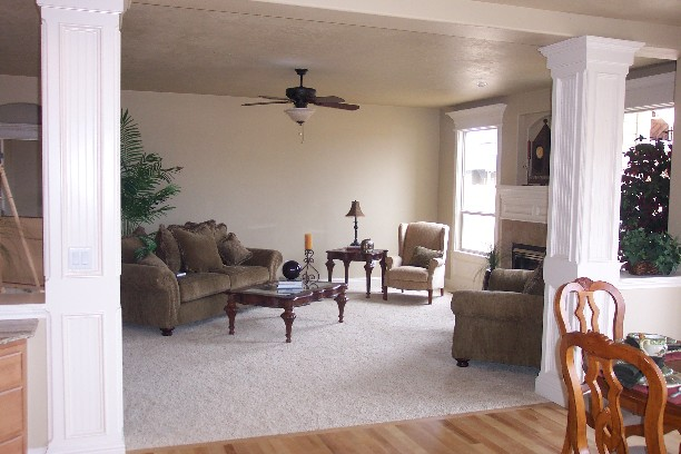 Jenelle Marshall Interior Design Capital Homes Staging